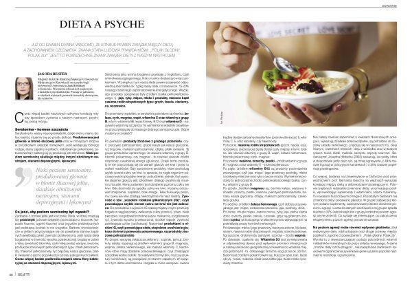 Dieta a psyche